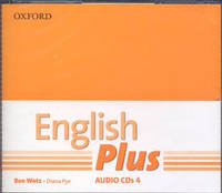 Аудио диски English Plus 4 Class Audio CDs (First Edition)