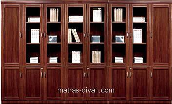 Шкаф 3х-секции 1220х440х2000, правый гардероб (813, цвет F-61), фото 3