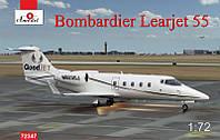 Пассажирский самолет Bombardier Learjet 55
