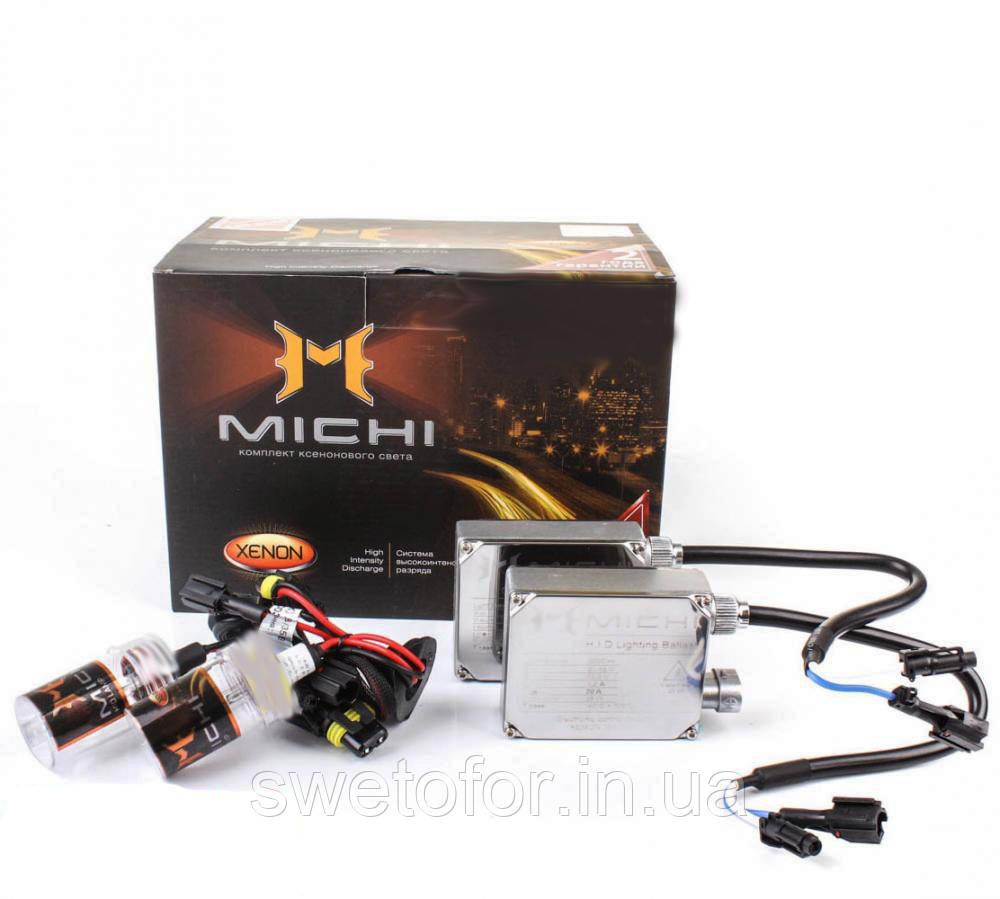 Ксенон Michi 35Вт H27 (6000K)