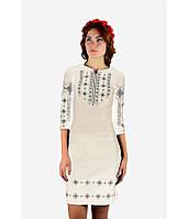 Вышитое платье М-1033-6 | Вишите плаття М-1033-6