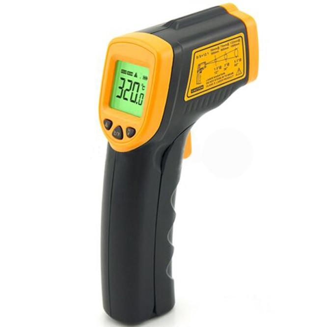 Инфракрасный термометр (пирометр)