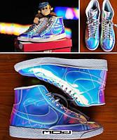 Nike Blazer MID PRM QS golografik