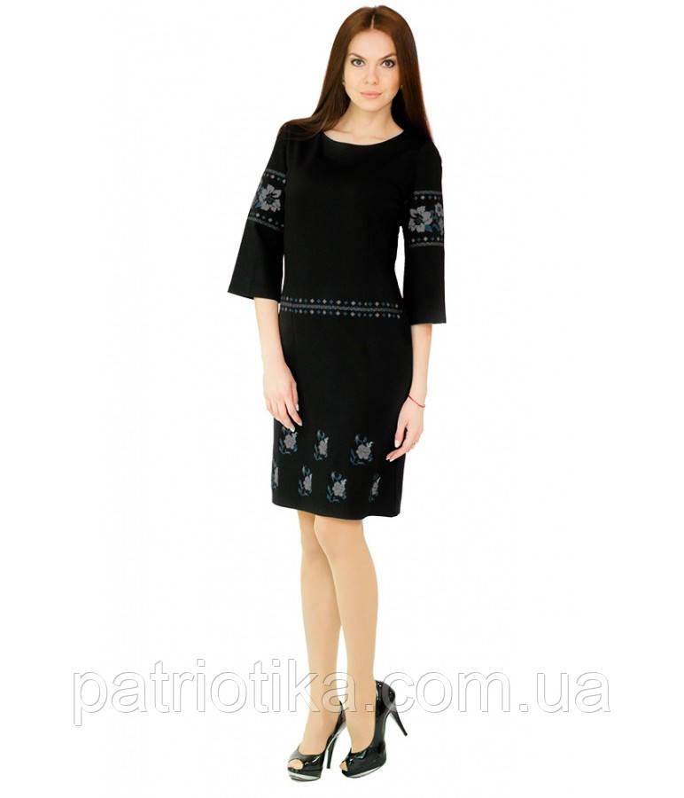 Вышитое платье М-1035-1 | Вишите плаття М-1035-1