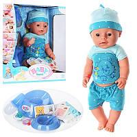 Кукла пупс Baby Born BL014A