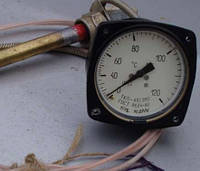 Термометр ТКП-60/3М, ТПП-2В, ТКП-16СгВ3Т4; ТГП-16СгВ3Т4, ТКП-100М1, ТГП-100М1