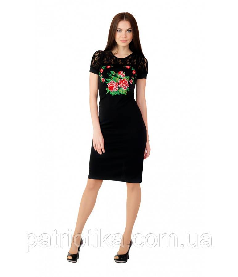 Вышитое платье М-1042 | Вишите плаття М-1042