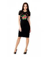 Вышитое платье М-1042 | Вишите плаття М-1042, фото 1