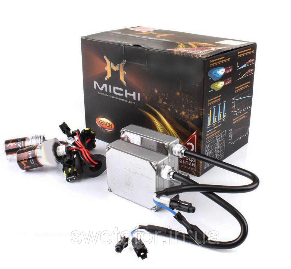 Ксенон Michi 35Вт HB4 (5000K)