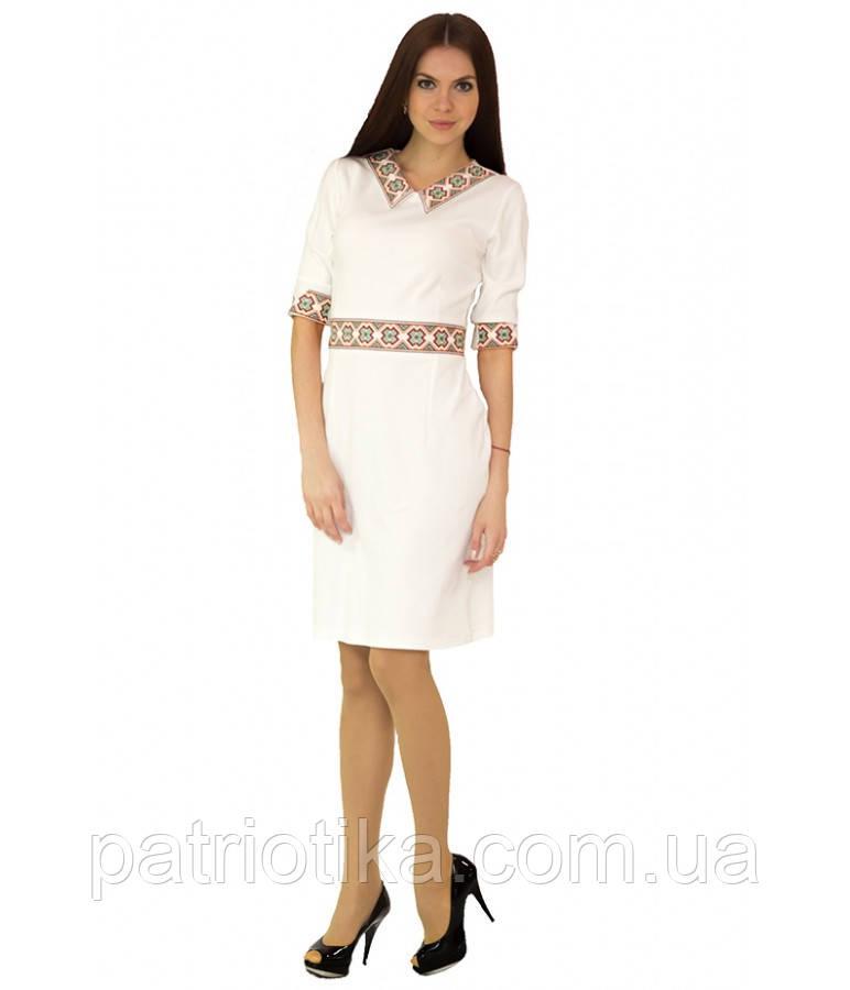 Вышитое платье М-1036-1 | Вишите плаття М-1036-1