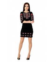 Вышитое платье М-1033   Вишите плаття М-1033