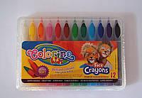 Грим, аквагрим, карандаши (краски) для лица 12 цв. Польша