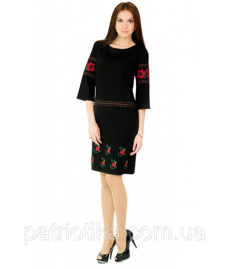 Вышитое платье М-1035 | Вишите плаття М-1035