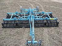 Широкозахватные комбинированые агрегаты предпосевной обработки почвы  АК