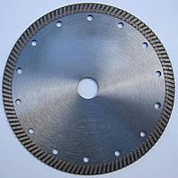 Алмазный диск для  резки бетона, гранита Turbo 180x2,4/1,5x10x22,23