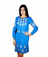Вышитое платье М-1034-2 | Вишите плаття М-1034-2, фото 1