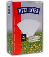 Фильтры Filtropa Melitta style для клевера, 04 размер (100 шт)