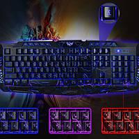 Клавиатура игровая с подсветкой