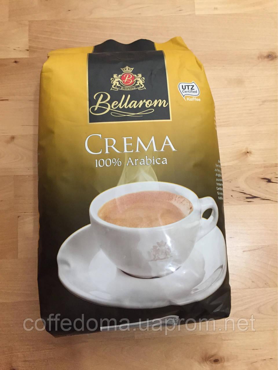 Bellarom Crema Arabica кофе в зернах