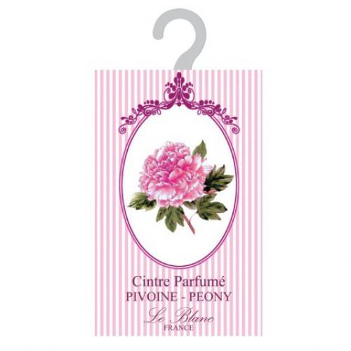 Саше парфюмированное Пион (LeBlanc France) Cintre Parfume Pivoine - Peony