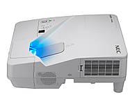 Ультракороткофокусный проектор NEC UM301W (3LCD, WXGA, 3000 ANSI Lm)