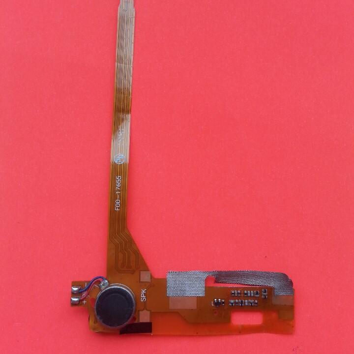 Fly iq4503 Quad шлейф з мікрофоном вібро компонентами