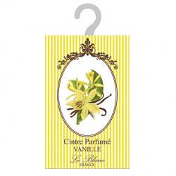 Саше парфюмированное Ваниль (LeBlanc France) Cintre Parfume Vanille