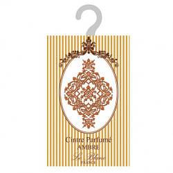 Саше парфюмированное Амбра (LeBlanc France) Cintre Parfume Ambra
