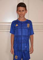 Детская футбольная форма сборной Украины