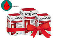 Тест-полоски Акку-Чек Перформа (Accu-Chek Performa) 50 шт. 3 упаковки