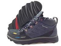 Удобные  зимние мужские спортивные ботинки кроссовки Adidas Terrex Blue , фото 1