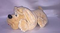Мягкая игрушка собака мини пуфик
