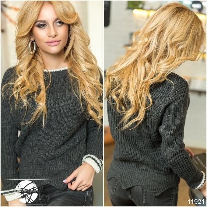 Молодежный женский свитер с доставкой