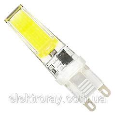 Светодиодная лампа Biom G9 5W 3000K AC220