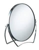 Косметичне дзеркало Ø17см 2-х