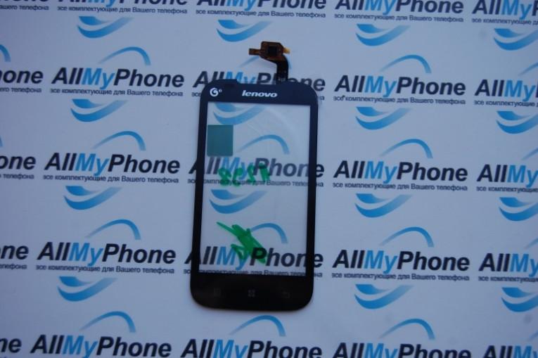 Сенсорный экран для Lenovo A298T Black