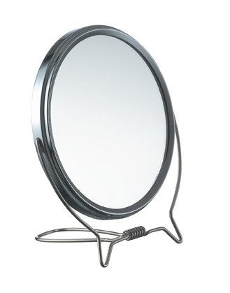 Косметическое зеркало Ø13см 3-х
