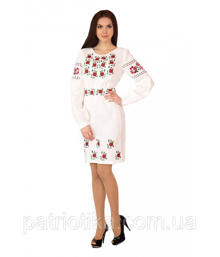 Вышитое платье М-1034 | Вишите плаття М-1034