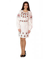 Вышитое платье М-1034 | Вишите плаття М-1034, фото 2