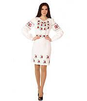 Вышитое платье М-1034 | Вишите плаття М-1034, фото 3