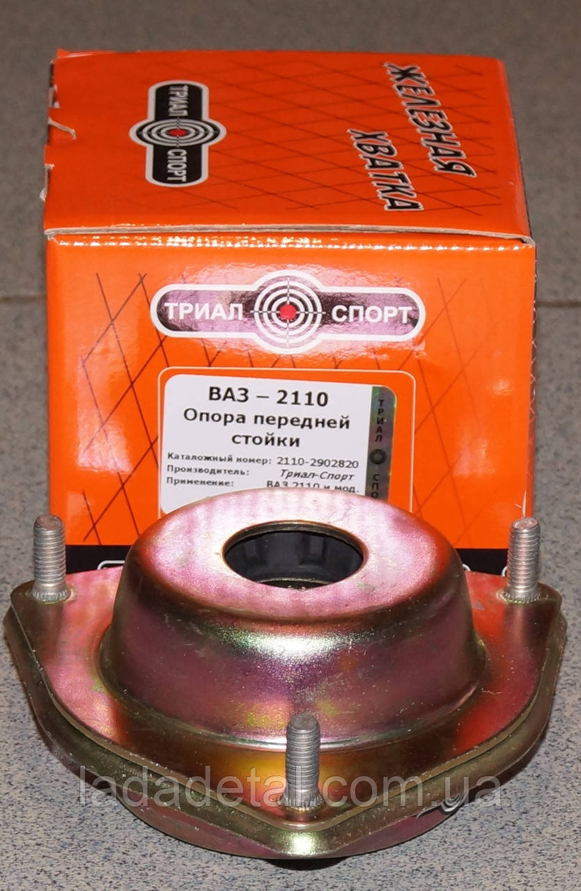 Опора передней стойки ВАЗ 2110 ,2111, 2112 Триал (Россия)