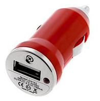 Автомобильное зарядное устройство USB 5в 1000мА