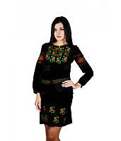 Вышитое платье М-1034-1 | Вишите плаття М-1034-1, фото 1