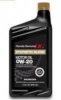 Моторное масло HONDA 0W-20 0,946л