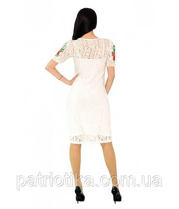 Вышитое платье М-1043-1 | Вишите плаття М-1043-1, фото 2