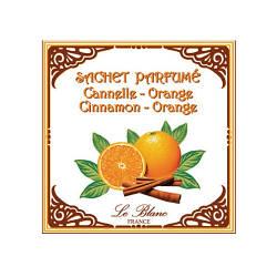 Саше парфюмированное Корица Апельсин (LeBlanc France) Sachet Parfume Canelle-Orange Cinnamon-Orange