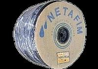 Крапельна стрічка, краплинний полив, эмитерная NETAFIM ( Нетафім ) 3000м\6мм\20см,30см Ізраїль