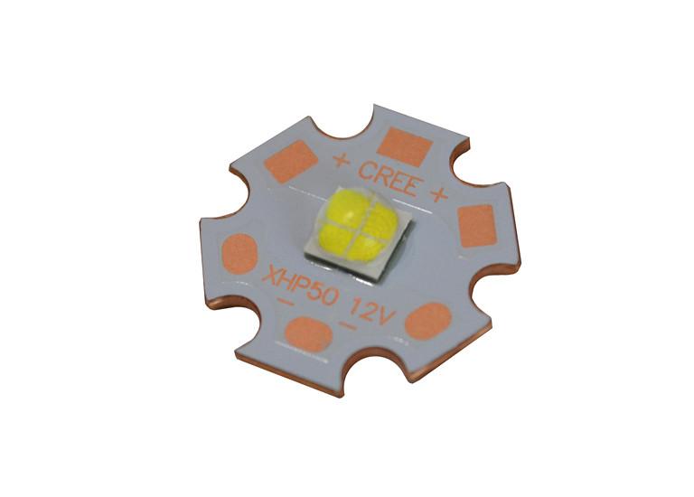 Сверхяркий светодиод Cree XHP50 Star 19Вт White