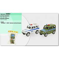 Машина инерционная Милиция, ГАИ J0087