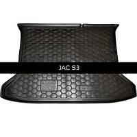 Коврик в багажник Avto Gumm для JAC S3